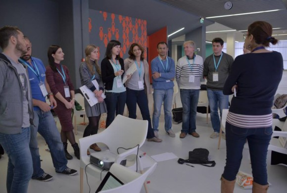 Connector & Human Centered Design Lab – Romania
